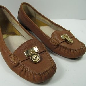 Michael Kors Womens  Driving Loafers Size 7 M